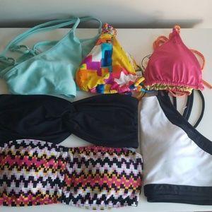 Other - 6 bikini tops